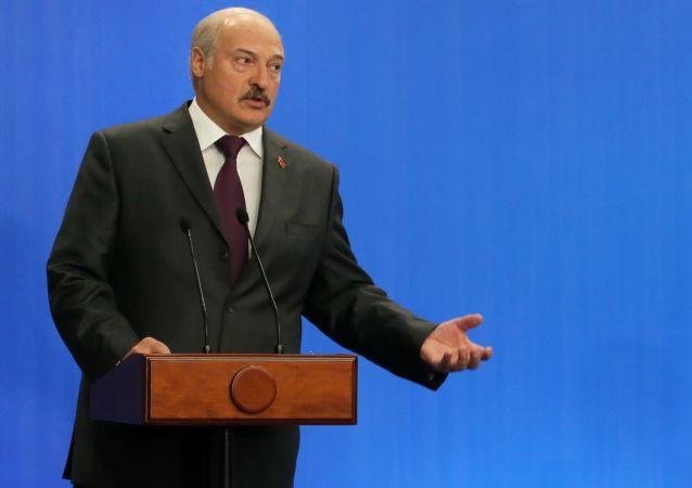 Prezydent Rosji Władimir Putin i prezydent Białorusi Alaksandr Łukaszenka biorą udział w IV Forum Regionów Rosji i Białorusi