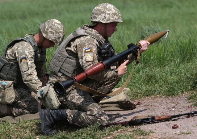 Ukraińskie Ministerstwo Obrony ocenia sytuację dotyczącą zaopatrzenia sił zbrojnych w amunicję do niektórych rodzajów broni jako krytyczną