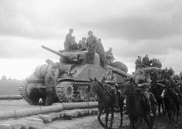 Żołnierze radzieccy