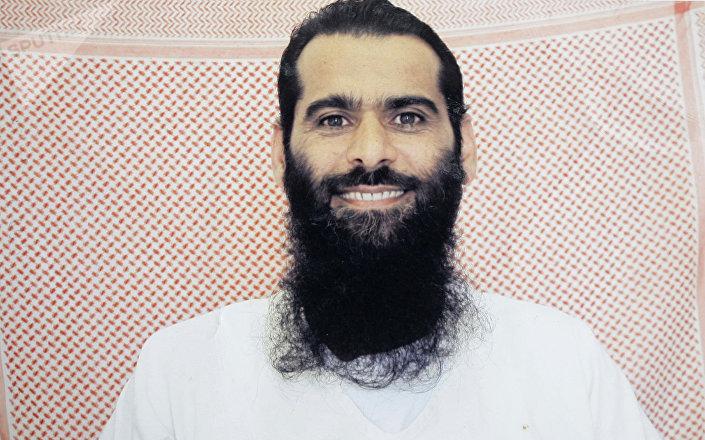 Więzień Guantanamo Muhammed Rahim al-Afghani