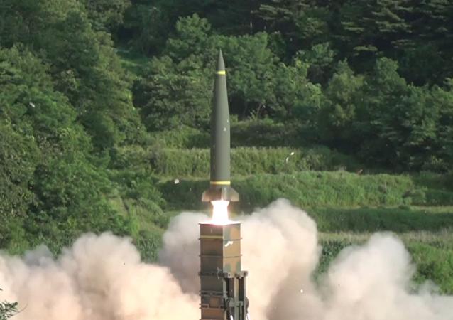 Wspólne ćwiczenia rakietowe USA i Korei Południowej