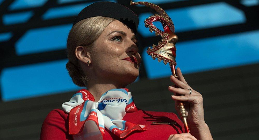 Stewardessa