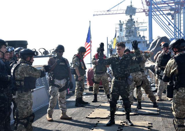Ukraińsko-amerykańskie manewry Sea Breeze 2015