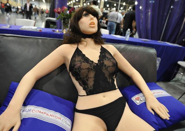 Seksrobot Roxxxy firmy True Companion