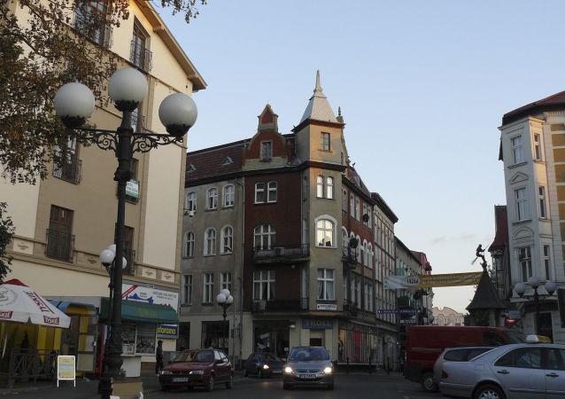Centrum Gorzowa Wielkopolskiego