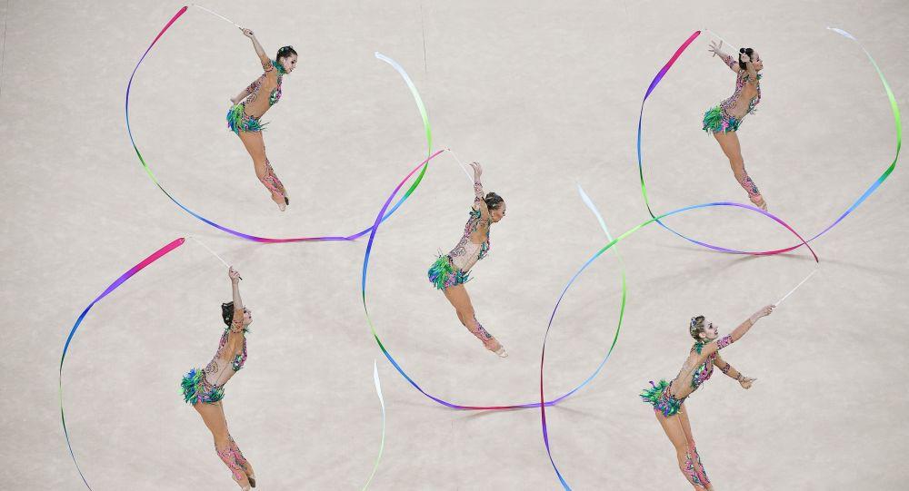Reprezentacja Rosji w gimnastyce artystycznej, Rio de Janeiro 2016