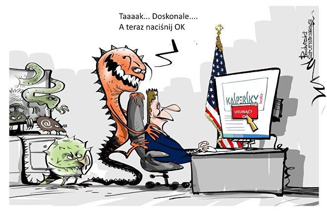 Kaspersky Lab - usunąć?