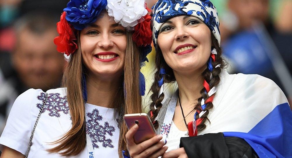 Rosjanki podcza Pucharu Konfederacji 2017