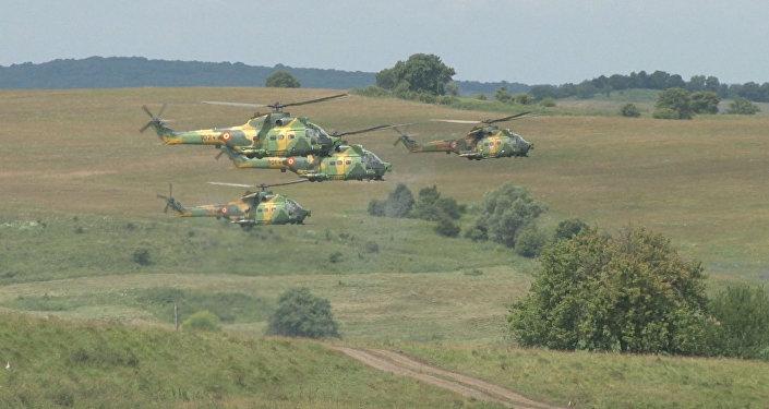 Około 5000 wojskowych wzięło udział w  ćwiczeniach NATO Saber Guardian 2017 w Rumunii