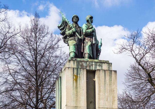 Pomnik Żołnierzy Radzieckich w Katowicach