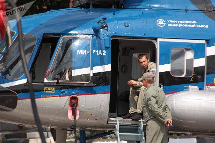 Śmigłowiec Mi-171 A2