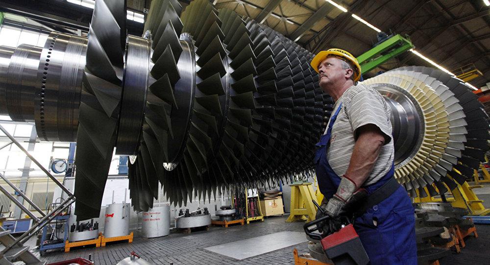 Fabryka Siemensa w Niemczech