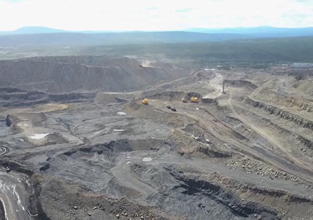 Jedno z największych złóż węgla koksującego w Rosji