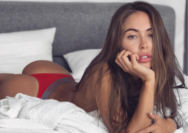 Modelka z Permu Galinka Mirgaeva