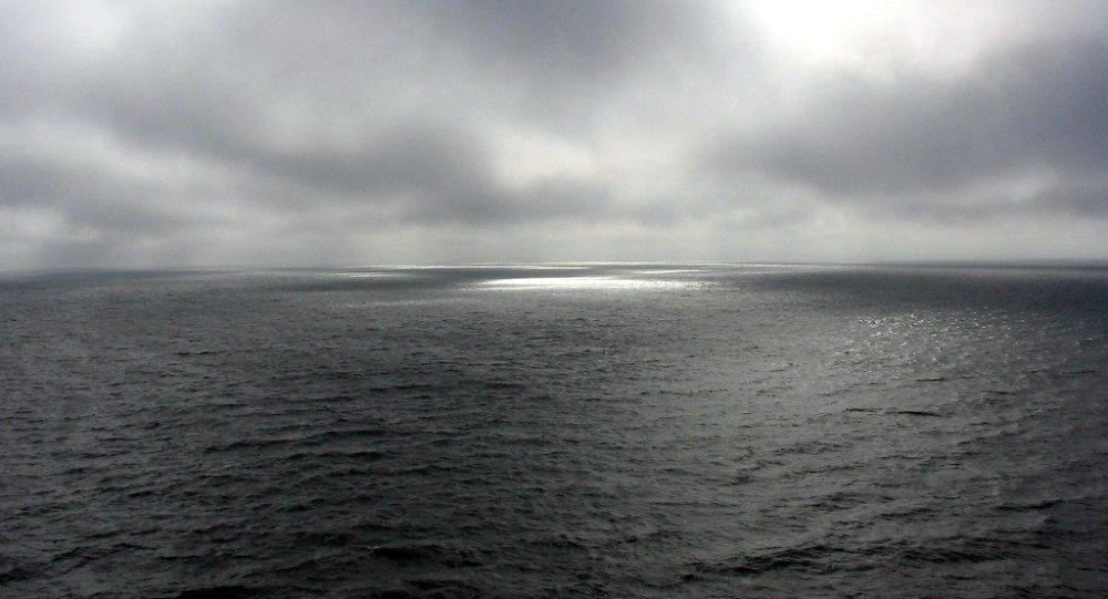 Cieśnina Skagerrak między norweskim wybrzeżem Półwyspu Skandynawskiego i półwyspem Jutlandia