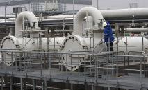 Największy w Europie Zachodniej magazyn gazu w północnych Niemczech