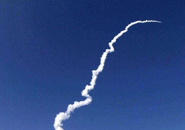 Start japońskiej rakiety