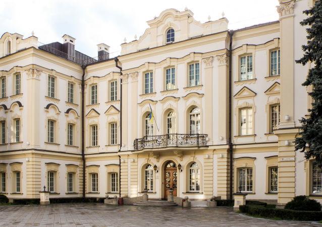 Pałac Klowski, rezydencja Sądu Najwyższego Ukrainy w Kijowie