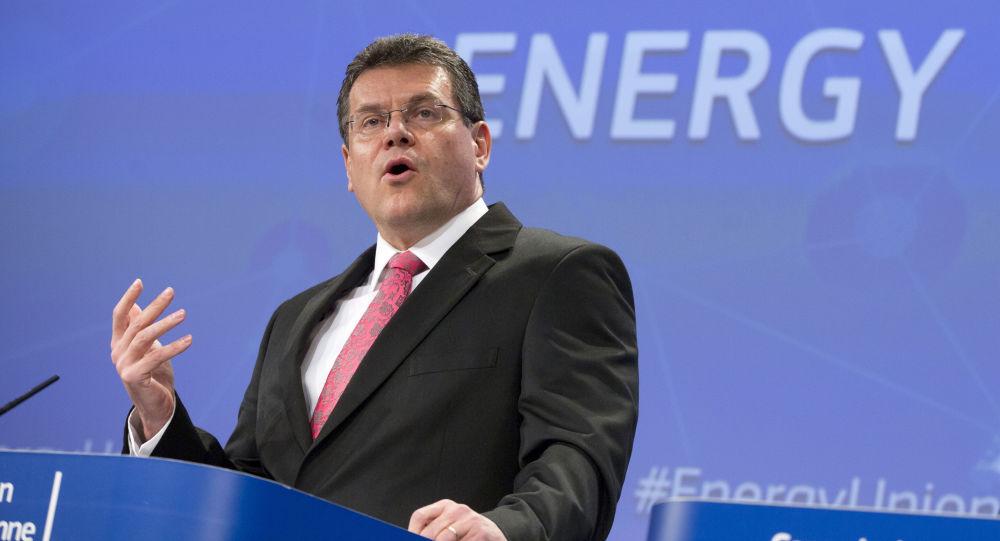 Wiceprzewodniczący Komisji Europejskiej, komisarz ds. unii energetycznej Maroš Šefčovič