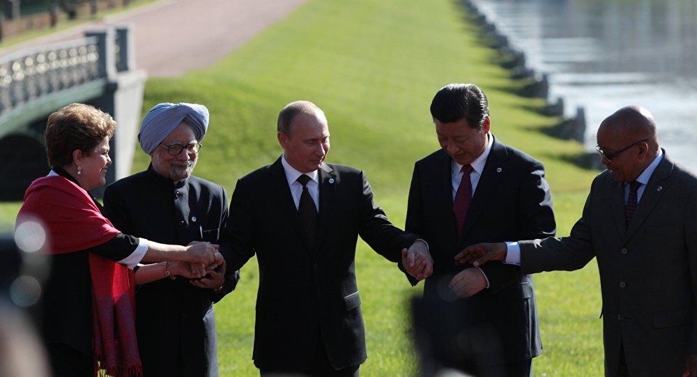 Liderzy krajów BRICS
