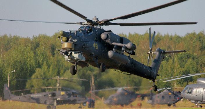 Helikopter Mi-28