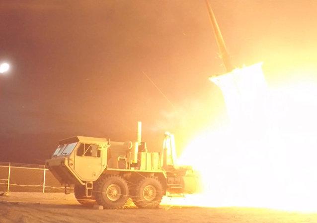 USA przetestowały system THAAD na Alasce
