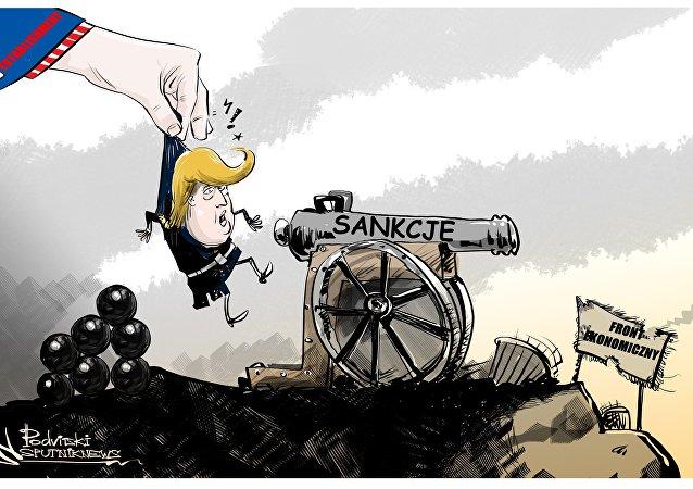 Antyrosyjskie sankcje
