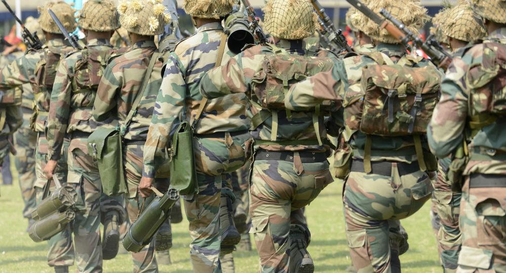 Indyjska armia. Zdjęcia archiwalne