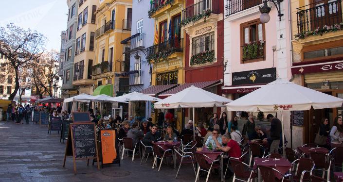 Kawiarnie w Walencji