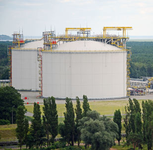 Terminal gazowy w Świnoujściu, Polska