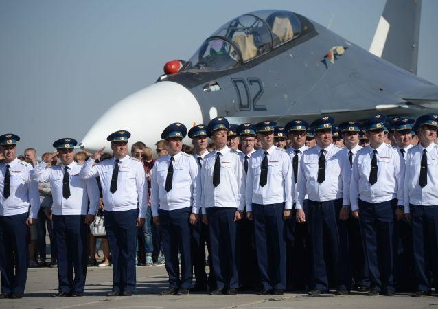 Siły Powietrzne Rosji