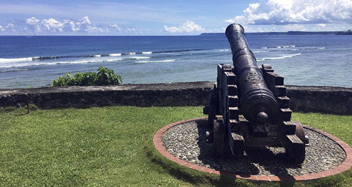 Wyspa Guam