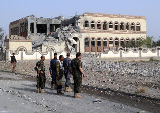 Konflikt zbrojny w Jemenie