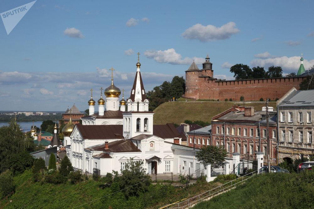 Kościół Ioanna Predtechi w Niżnym Nowogrodzie