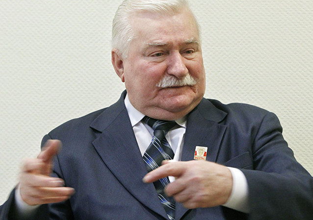 Lech Wałęsa, Warszawa, 19 lutego 2015