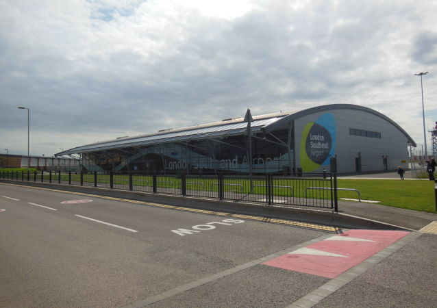 Międzynarodowe lotnisko Southend w Londynie
