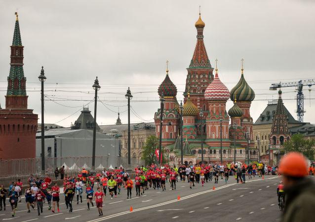 Moskiewski półmaraton 2017