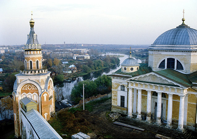 Monaster Świętych Borysa i Gleba w Torżoku.