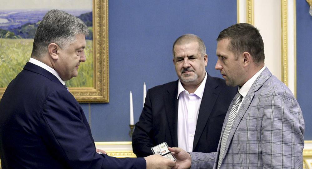 Prezydent Ukrainy Petro Poroszenko mianował Borisa Babina stałym przedstawicielem głowy państwa w tzw.  Republice Autonomicznej Krymu