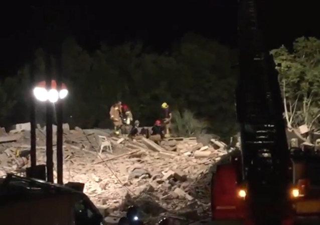W hiszpańskim Alkanare przeszły dwie eksplozje