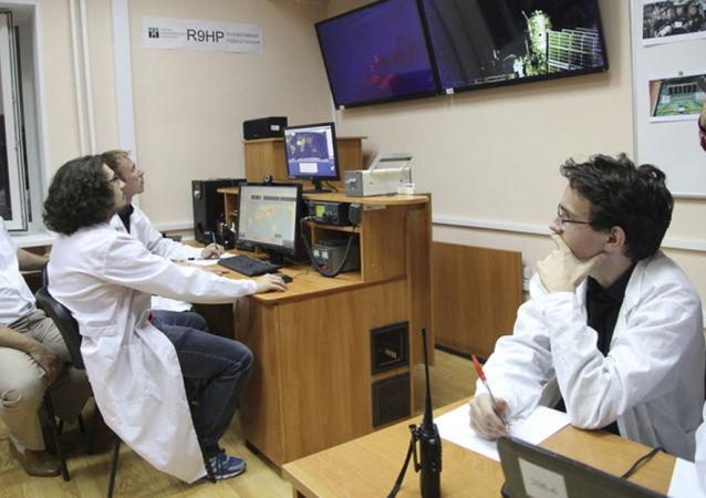 Studenckie centrum zarządzania lotami Politechniki Tomskiej
