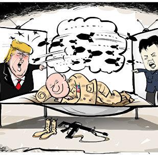 Wojna tuż tuż, a amerykańska armia nic o tym nie wie...
