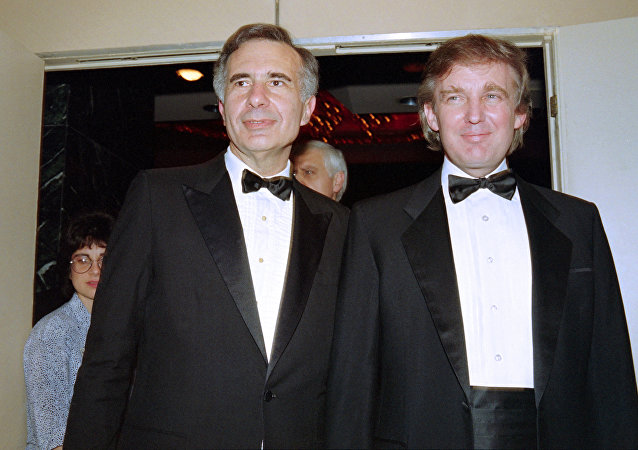 Donald Trump i Carl Icahn