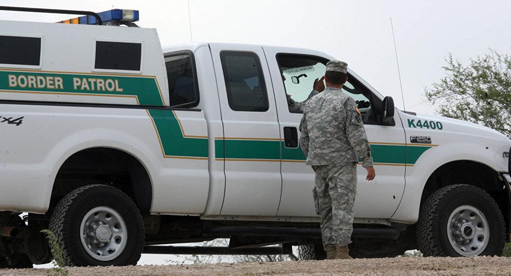 Amerykańska straż graniczna, U.S. Border Patrol