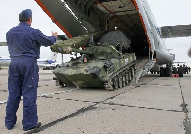 Rosyjsko-białoruskie ćwiczenia strategiczne Zapad.