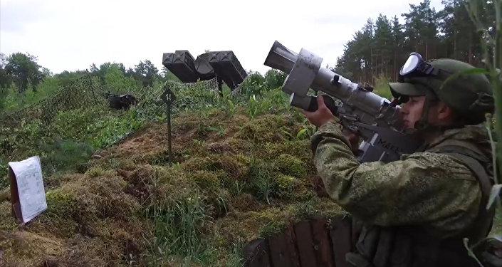 Manewry wojsk powietrznodesantowych