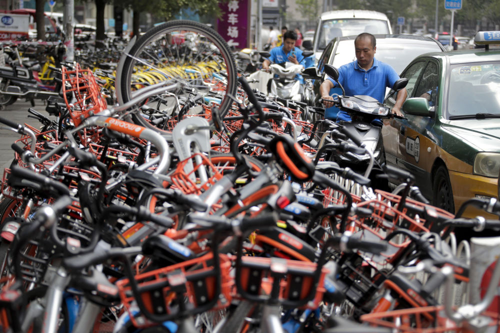 Rowery w Pekinie
