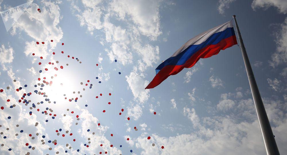 Obchody Dnia Flagi Państwowej Federacji Rosyjskiej w Krasnodarze