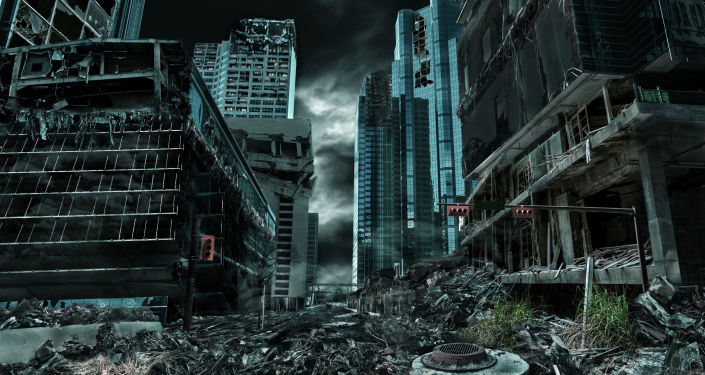 Opuszczone miasto