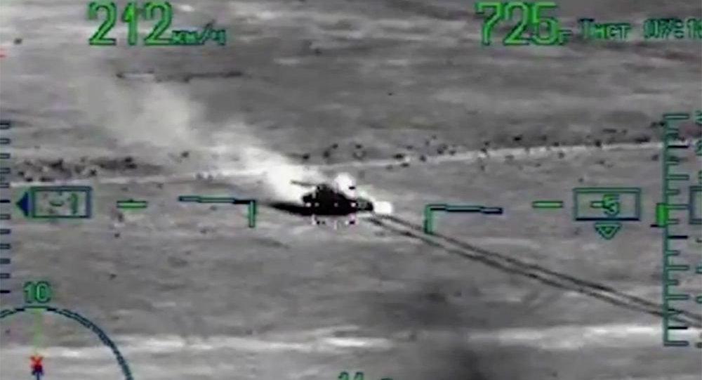 Zakończono likwidację rozproszonych grup bandyckich na granicy między Syrią a Jordanią i Irakiem